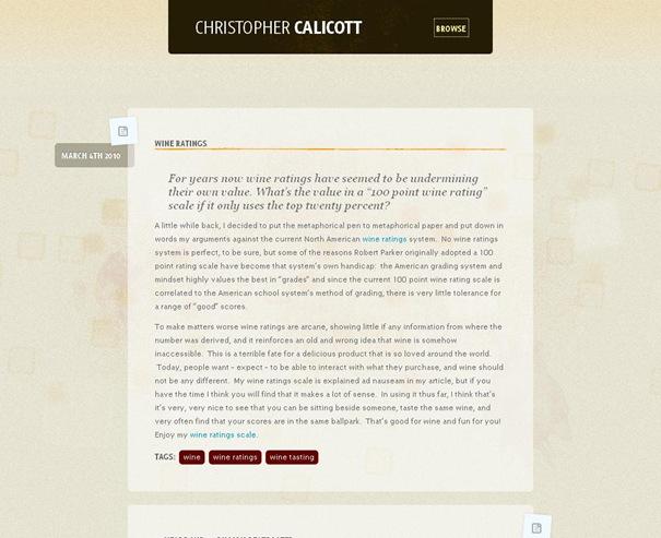 Christopher Calicott