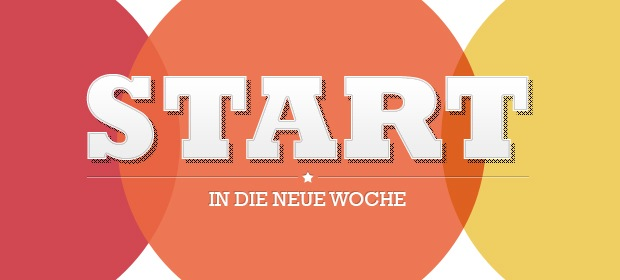 start-in-die-woche