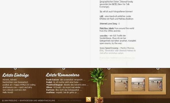 Freelenz ~ Grafikdesign und Webentwicklung