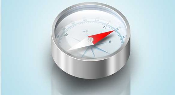 Design a Detailed Compass Icon in Photoshop - PSDTUTS