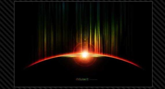 Really cool Eclipse Effect in Photoshop - Abduzeedo - design inspiration & tutorials