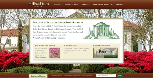 Welcome to Hills & Dales Estate