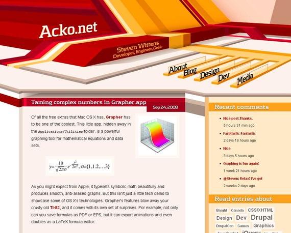 Blog - Steven Wittens - Acko.net