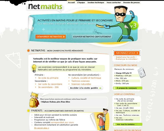Netmaths