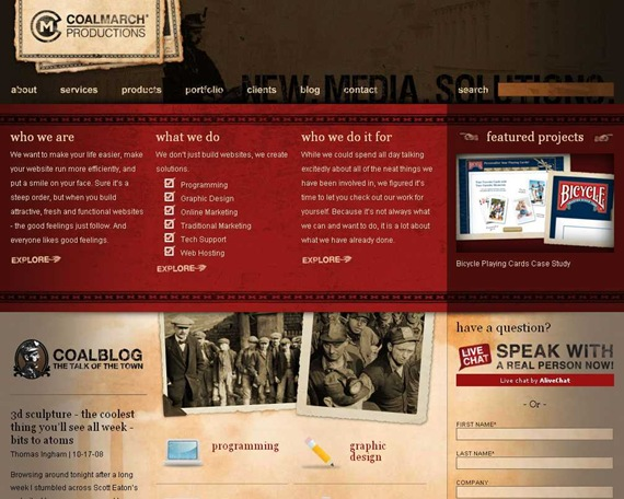 Raleigh Web Design, Web Development, Search Engine Marketing