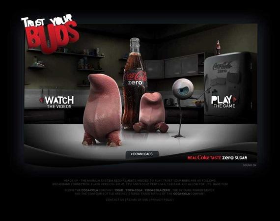 Trust Your Buds - Coke Zero