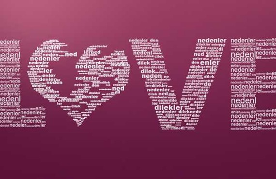 Love Typo by ~onurkacmaz on deviantART