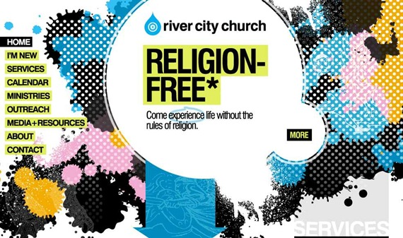 River City Church of Jacksonville, Florida - Fun, Relevant, Religion-Free Worship