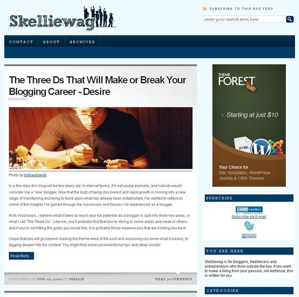 Skelliewag.org