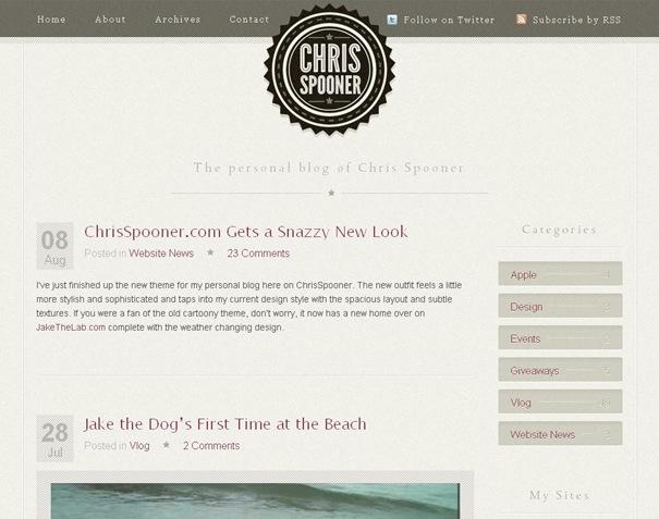 Chris Spooner