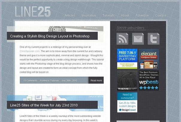 Line25WebDesign