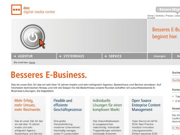 dmc - digital media center - Home (20090425).jpg