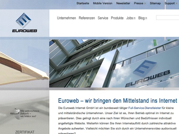 Full-Service-Internetdienstleister - Euroweb Düsseldorf Berlin (20090425).jpg