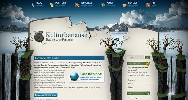 kulturbanause blog